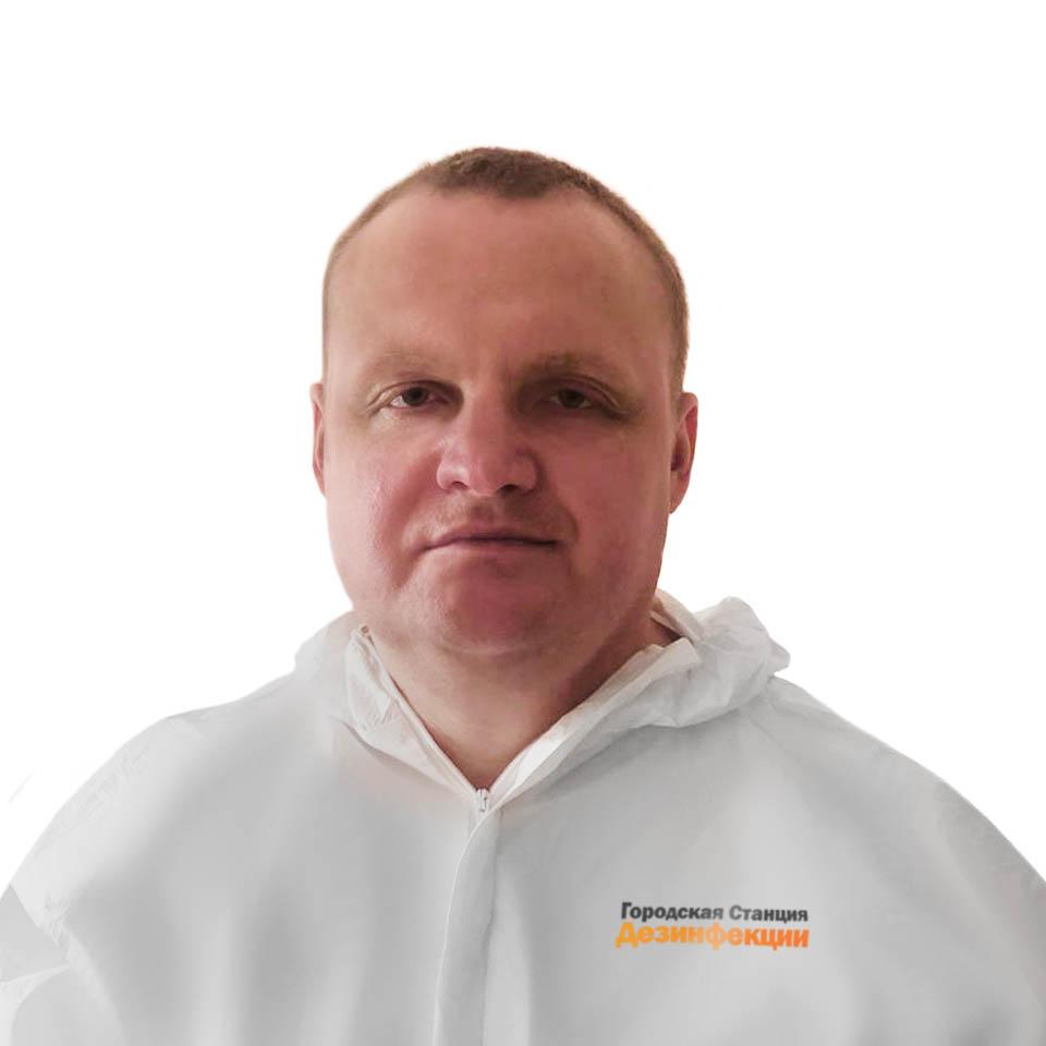 Дезинфектор Иринархов Д.В.