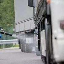 Дезинфекция транспорта