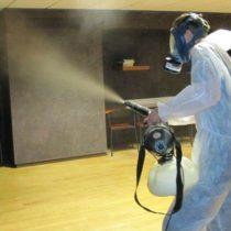 Как подготовить квартиру или помещения для проведения дезинфекции