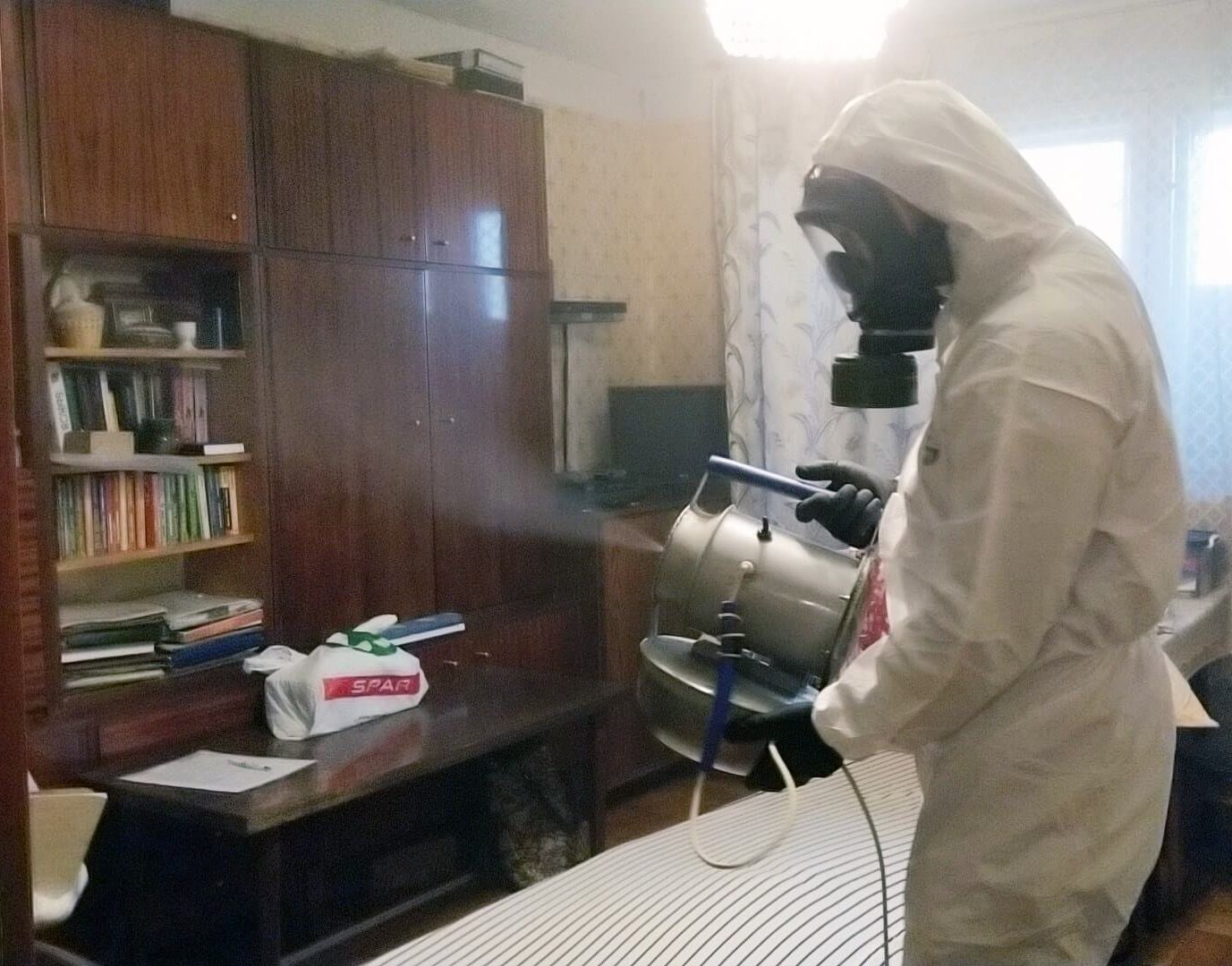 обработка квартиры от мух